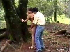 ass forest