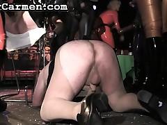 ass club