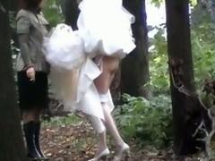 ass bride