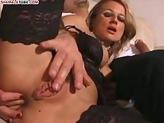 dick lady