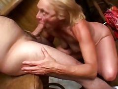 blonde dick