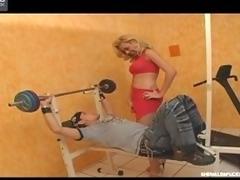 gym male