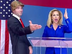 blonde parody