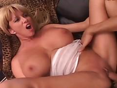 cock mom