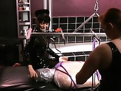 mistress tied